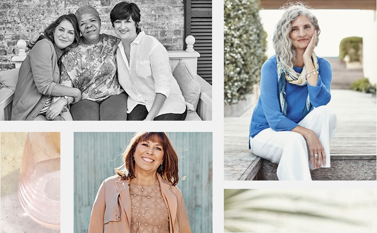 Learn more about our Inspired Women