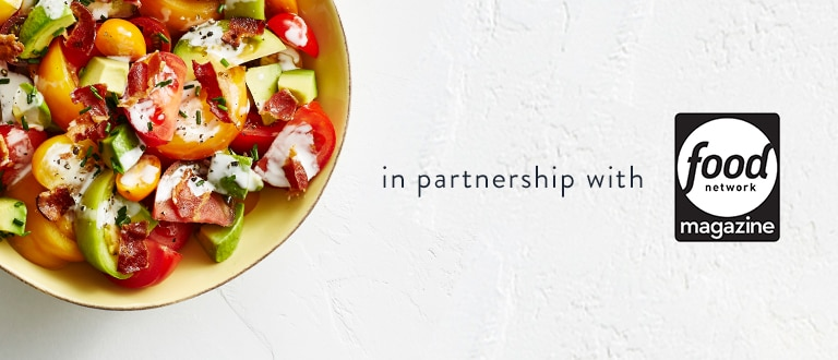 In Partnership with Food Network Magazine