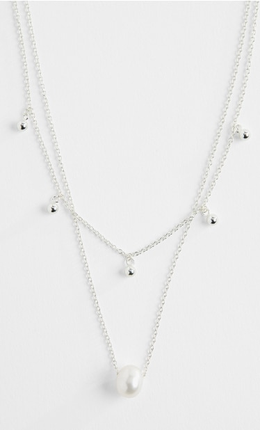 JJill Instyle Compassion Fund Necklace Set