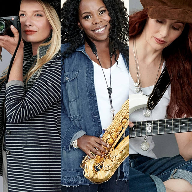 Learn about Inspired Women in the Music Industry