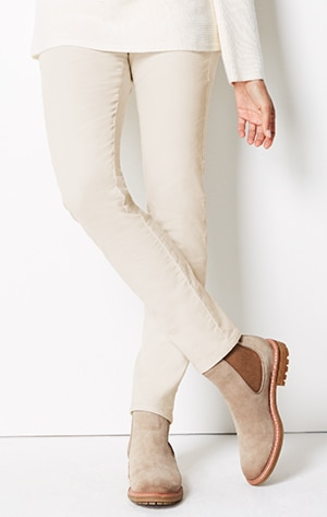 Shop our Taylor luxe cord pants