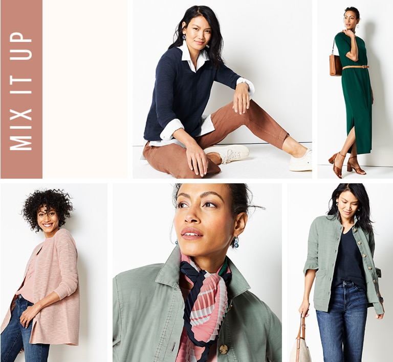 Shop Mix It Up for 9 pieces, 24 outfits
