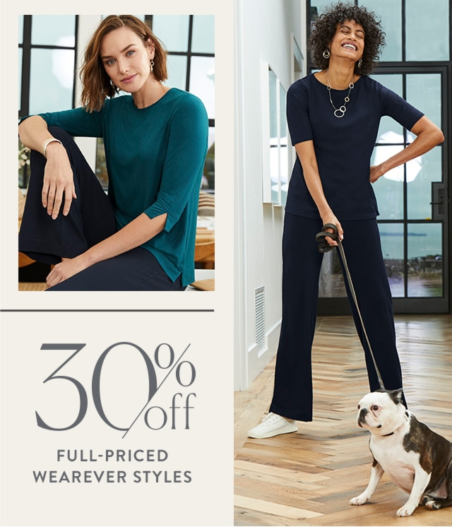 Shop Wearever for easy, essential knit pieces