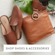 Shop All Shoes & Accessories Now