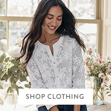 Our Late Spring Collection is Here! Shop Clothing Now.