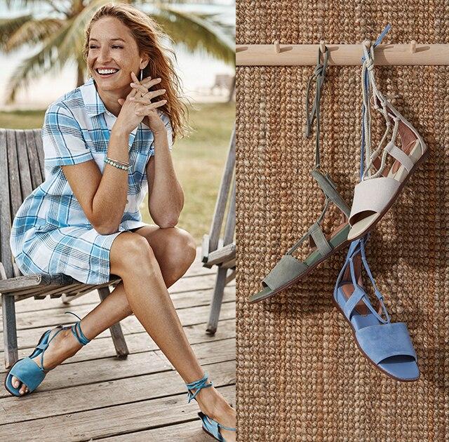Shop our Evonne Sandals