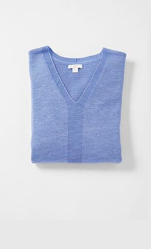 Arbor V-Neck Sweater