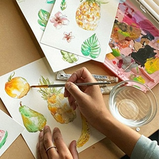Learn more about our signature fruit print