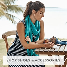 New Shoes & Accessories For Summer. Shop Now!