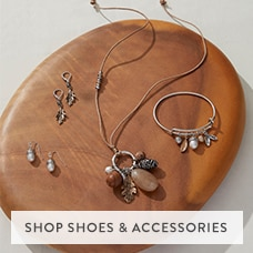 New Styles For Fall Are Here! Shop Shoes & Accessories Now.