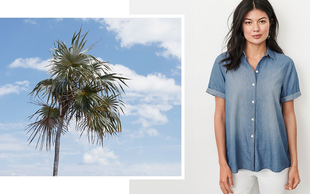 The Nature Of Summer - Shop The StyleBook
