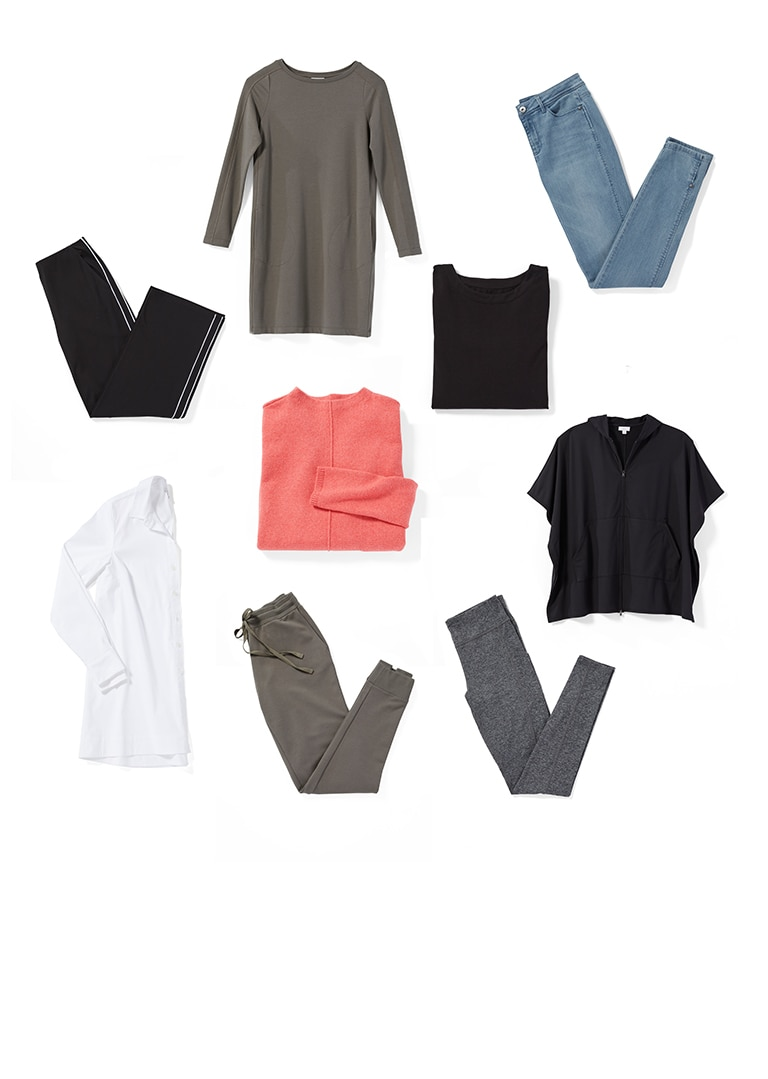 Shop nine Mix It Up styles for almost a month of looks