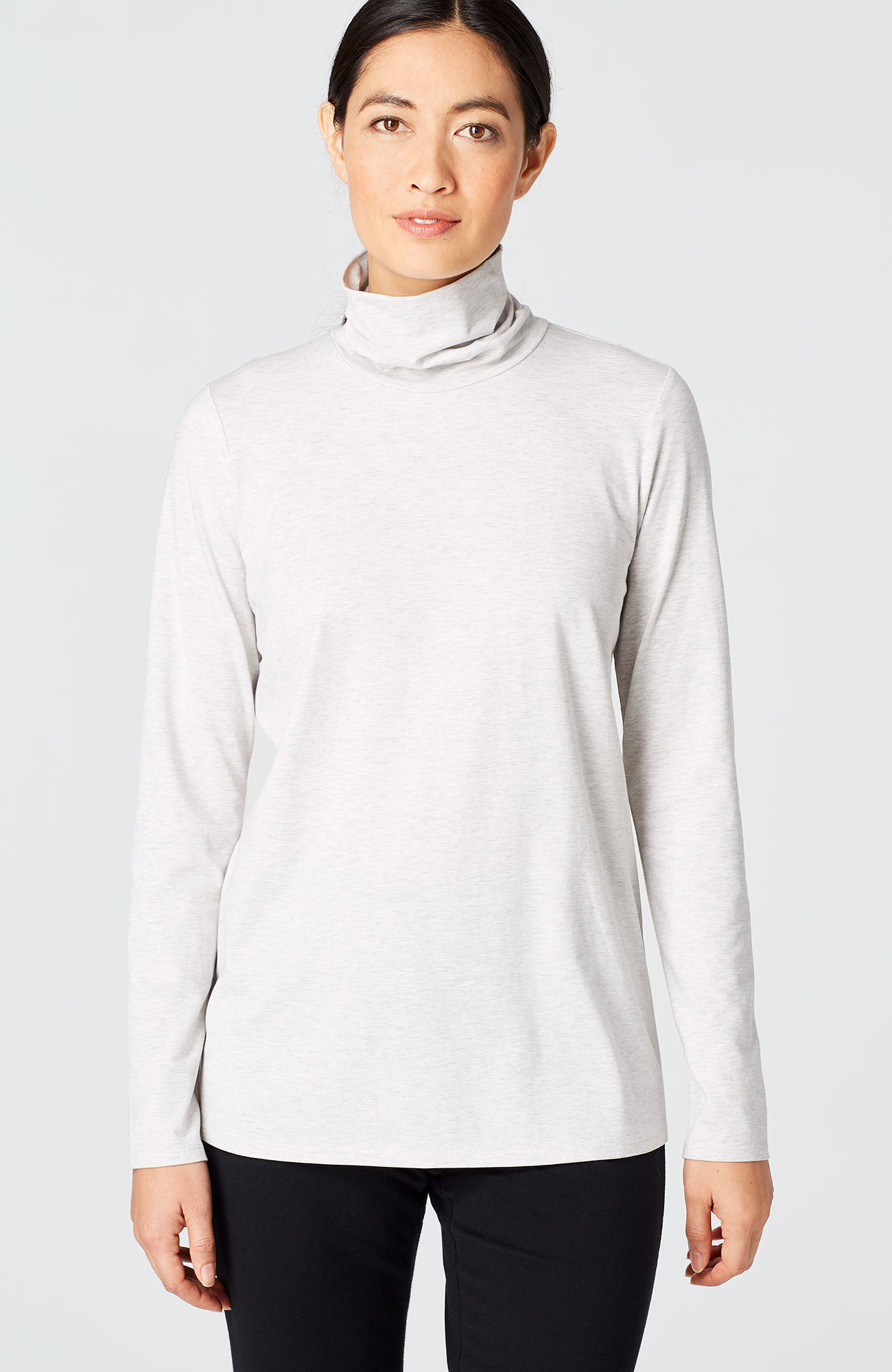 Pure Jill relaxed turtleneck