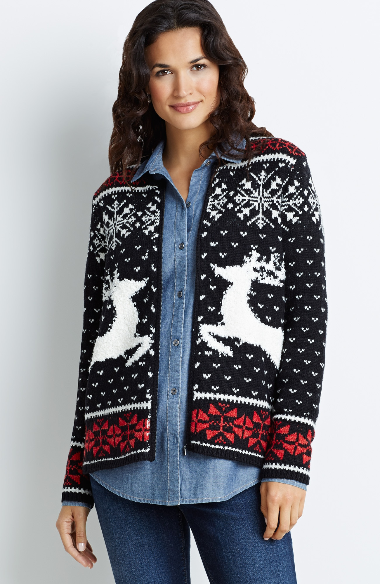 Deer Valley cardigan