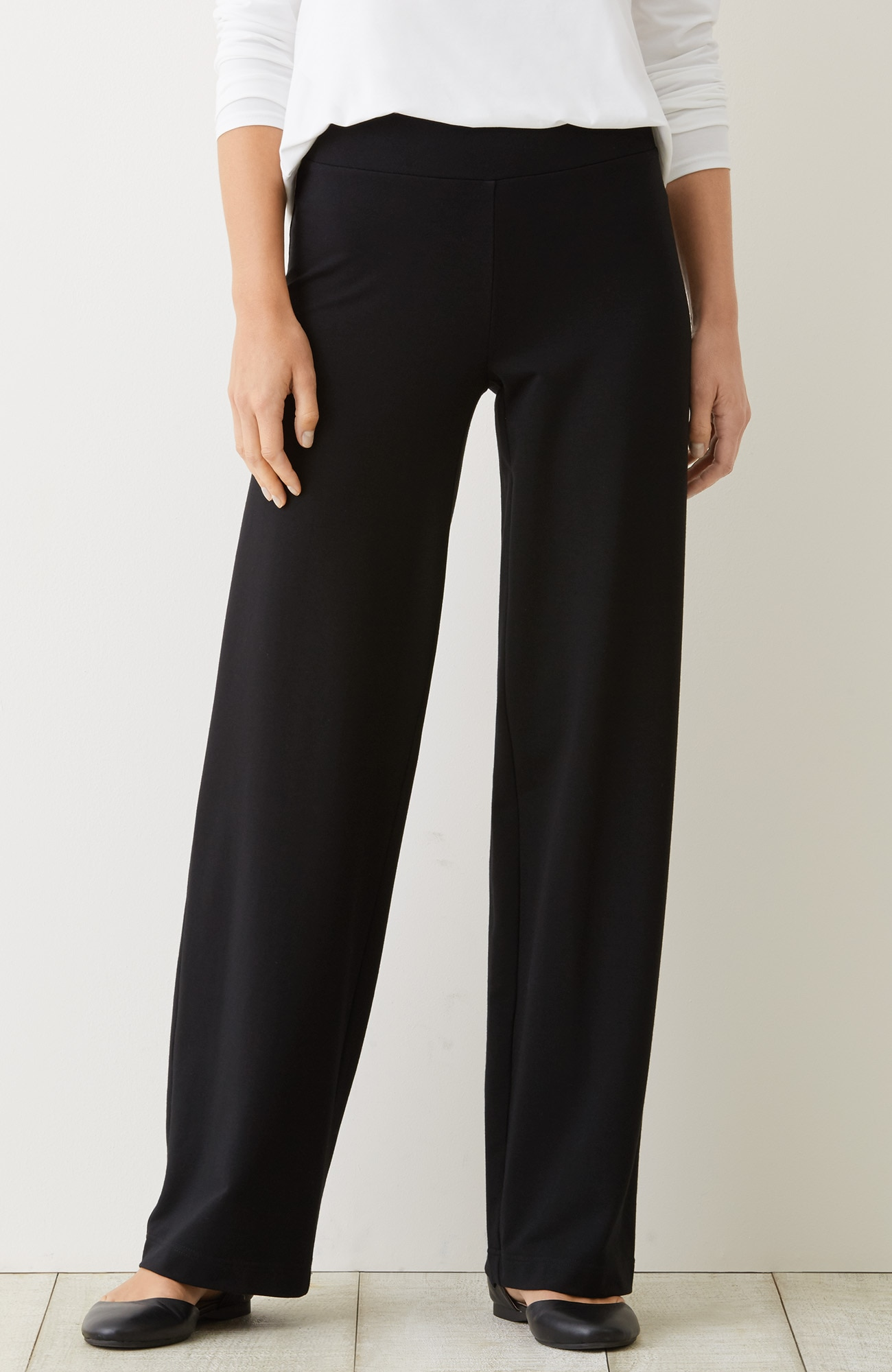 Pure Jill full-leg pants