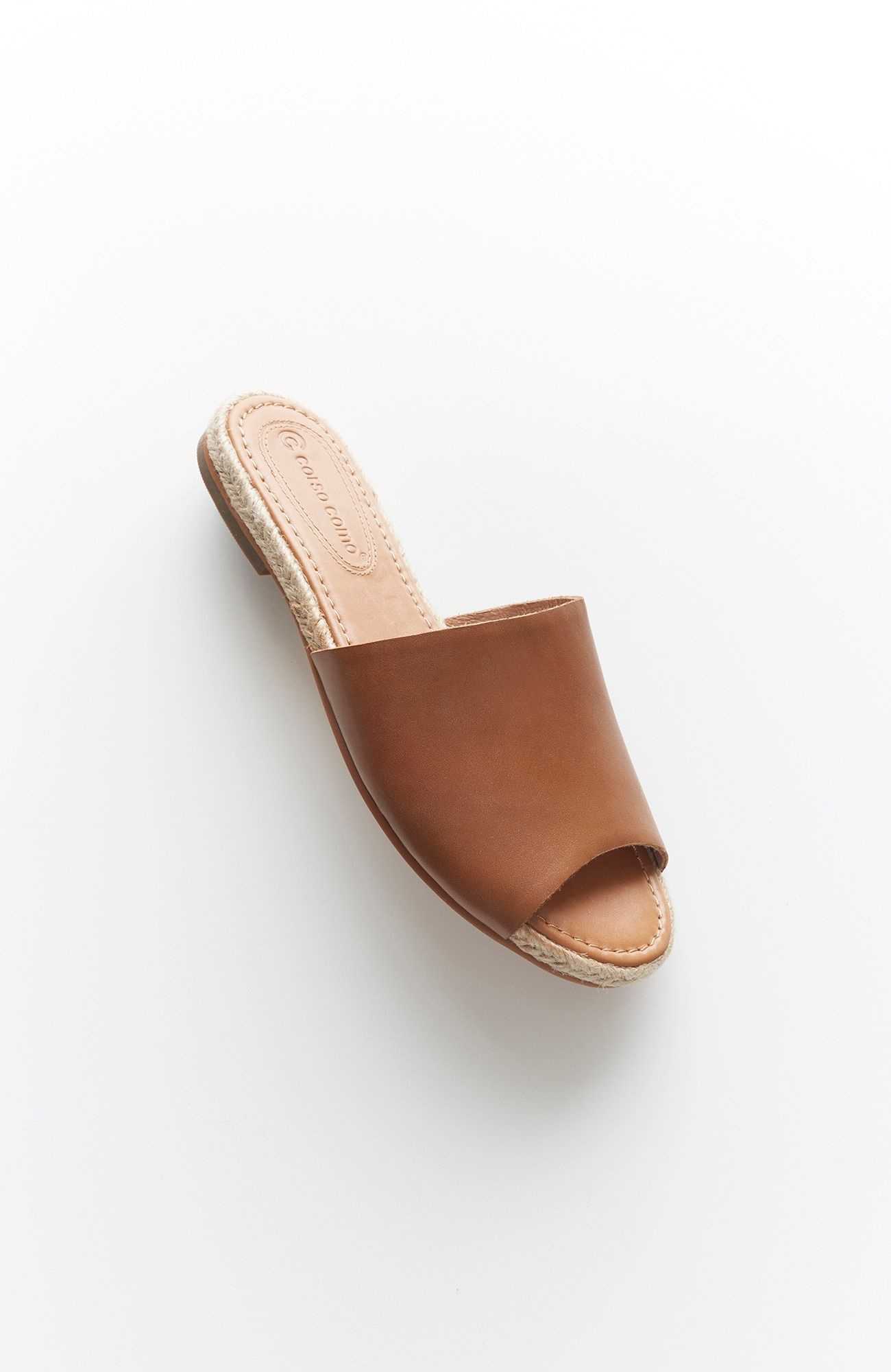 Corso Como® for J.Jill leather slides
