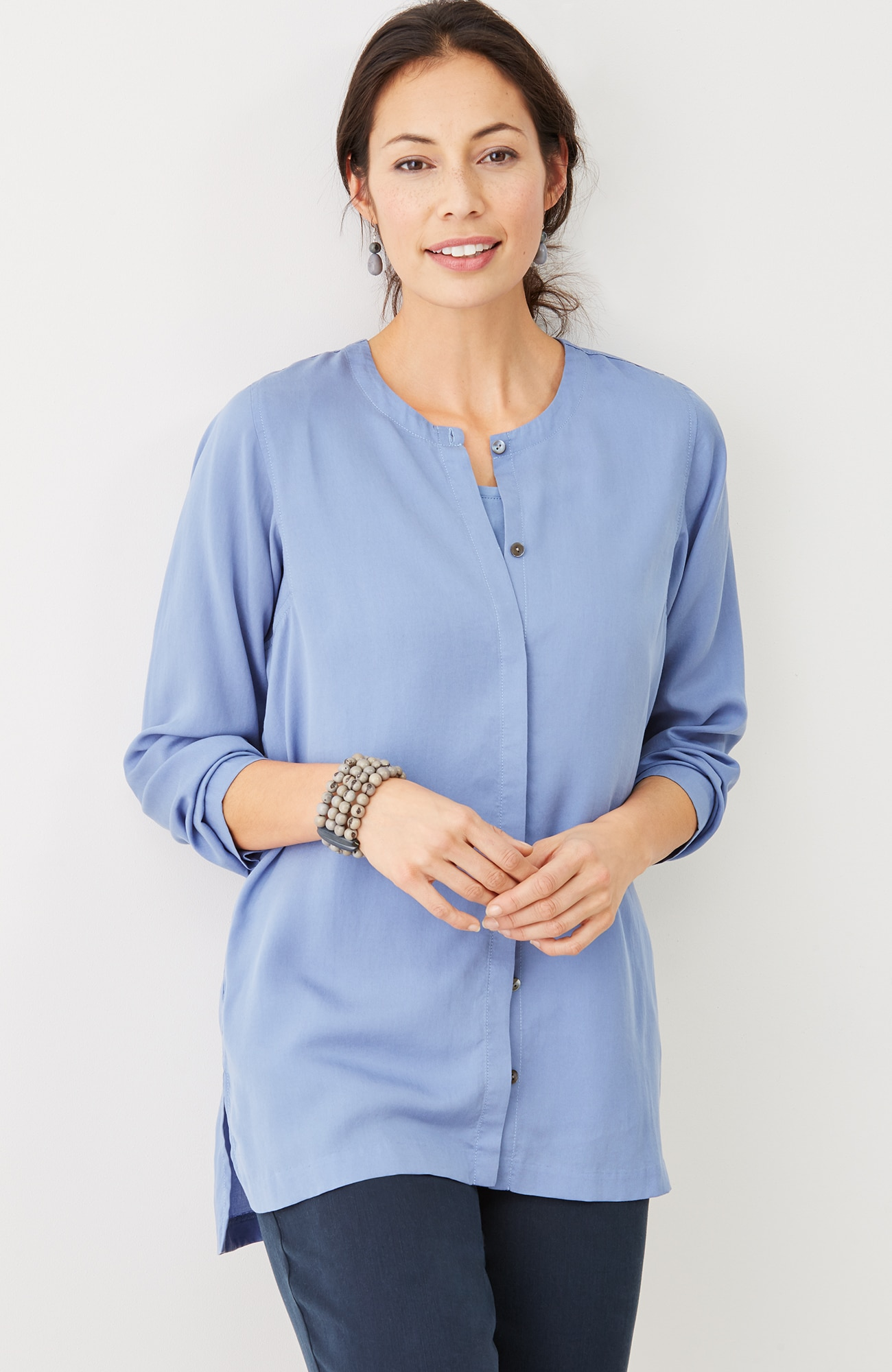 Pure Jill Tencel® tunic