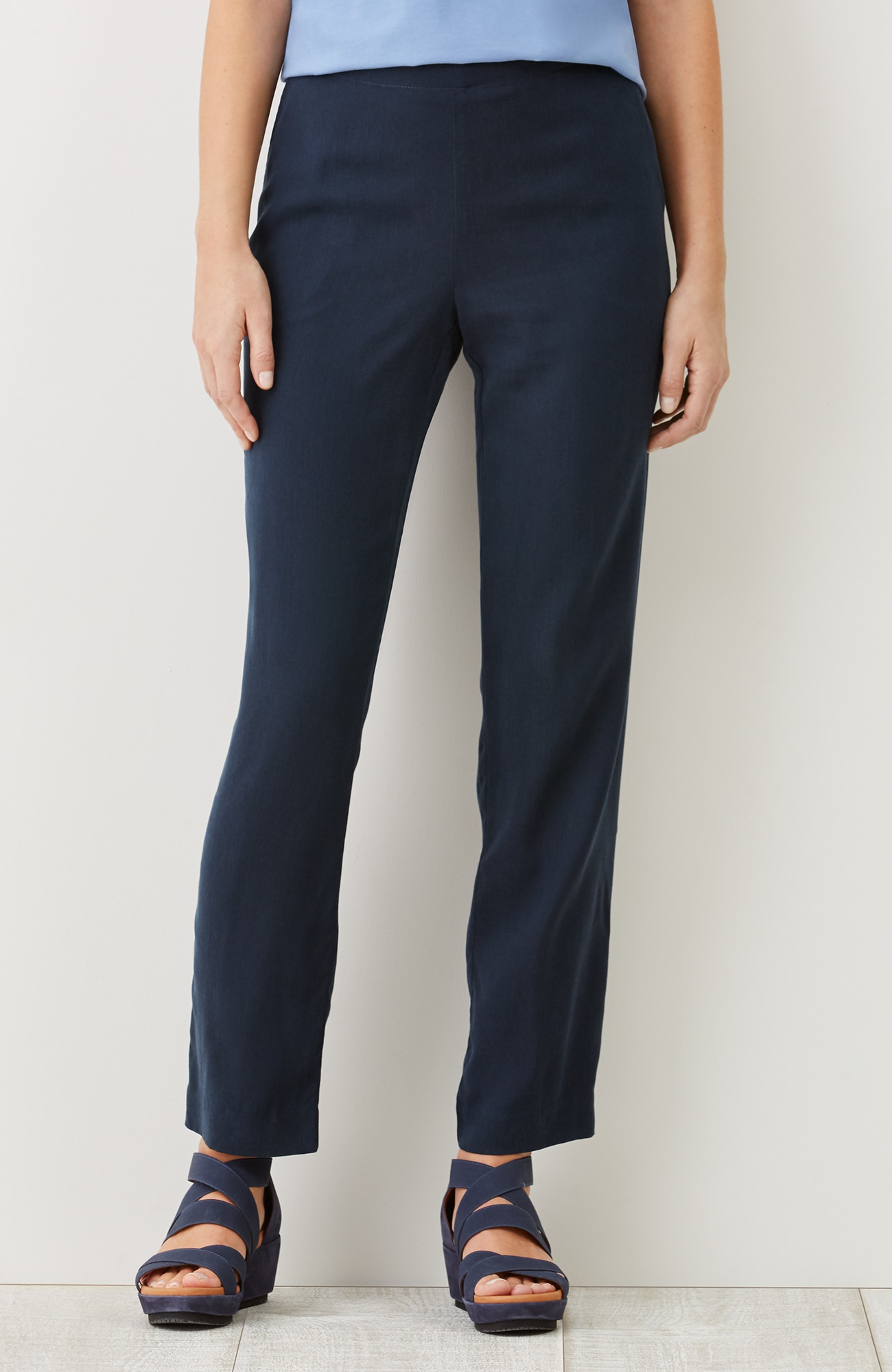 Pure Jill Tencel® ankle pants