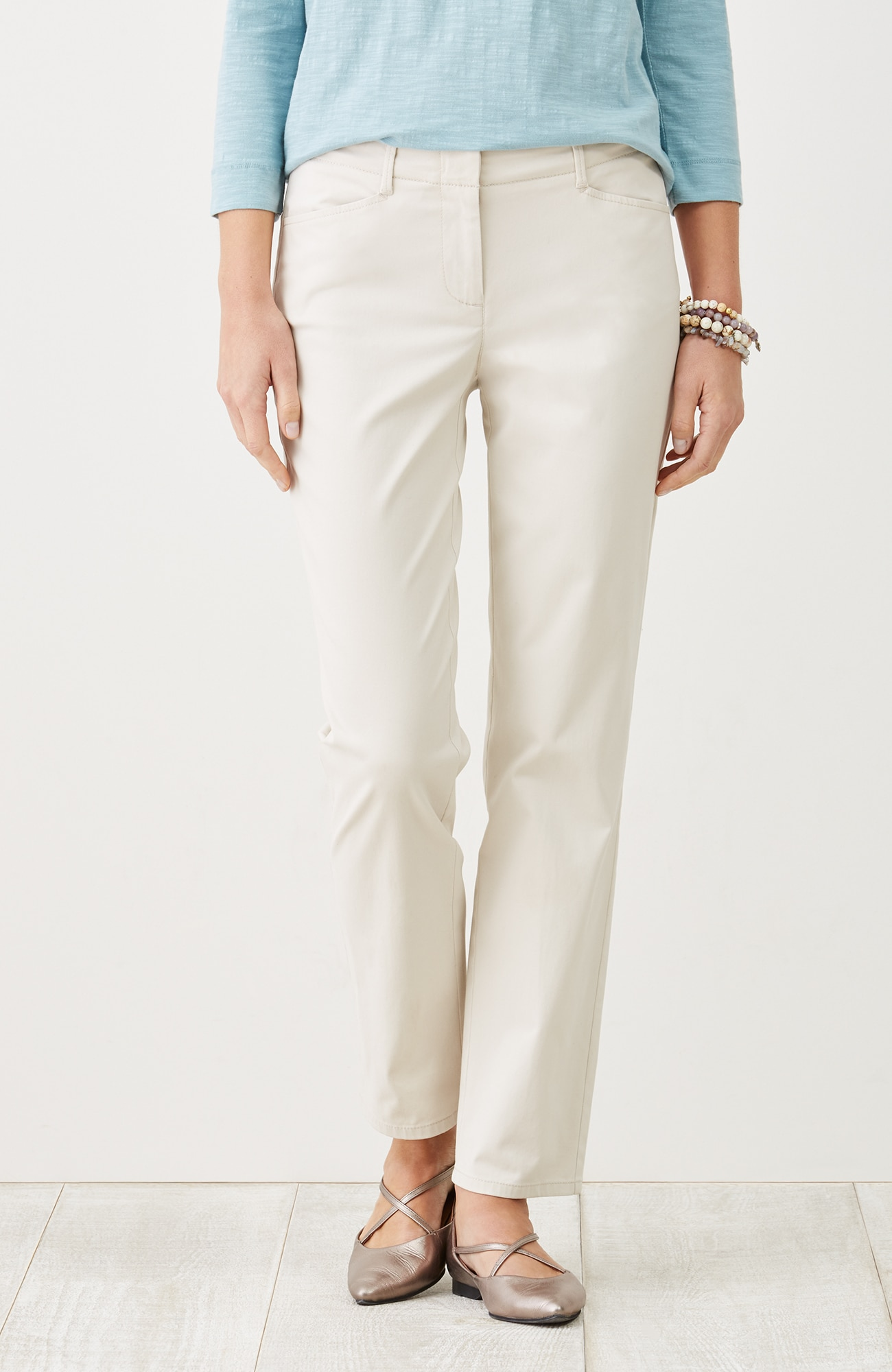 live-in chino ankle pants
