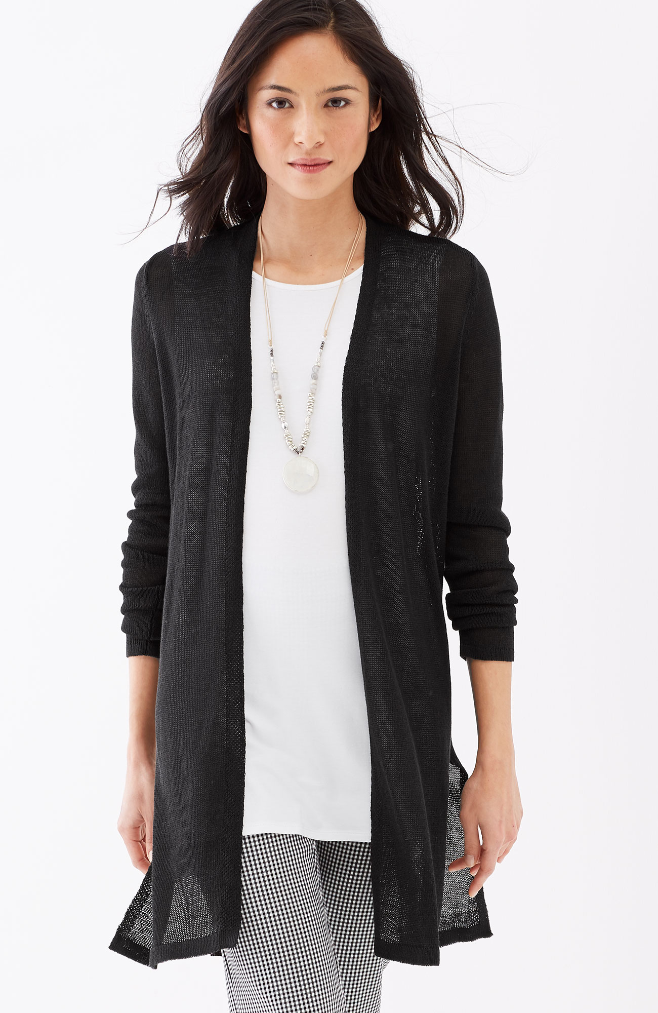 long & light cardigan