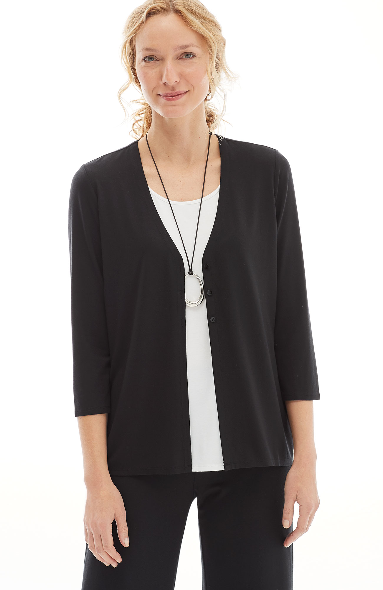 Wearever V-neck jacket