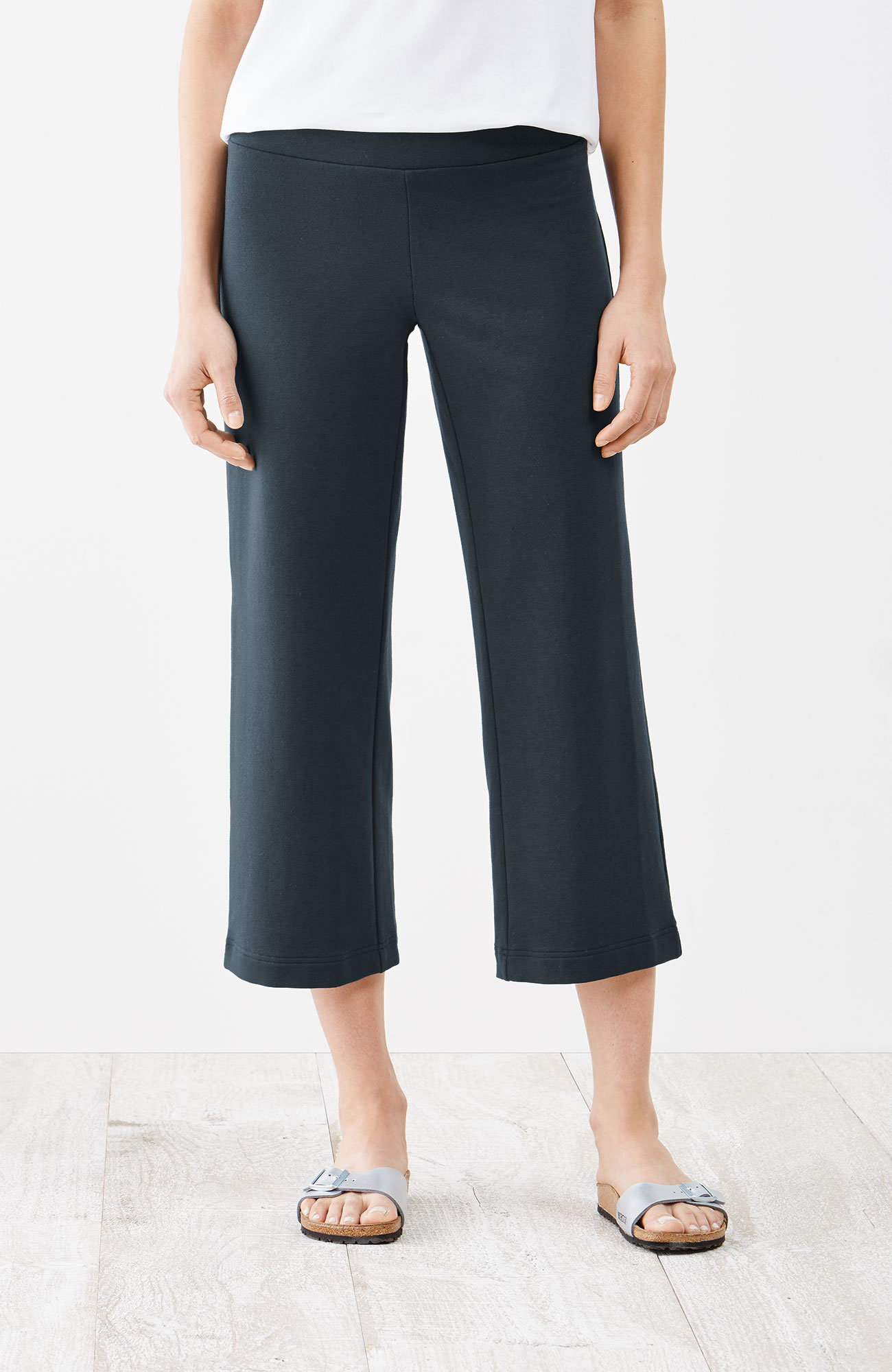 Pure Jill full-leg knit crops