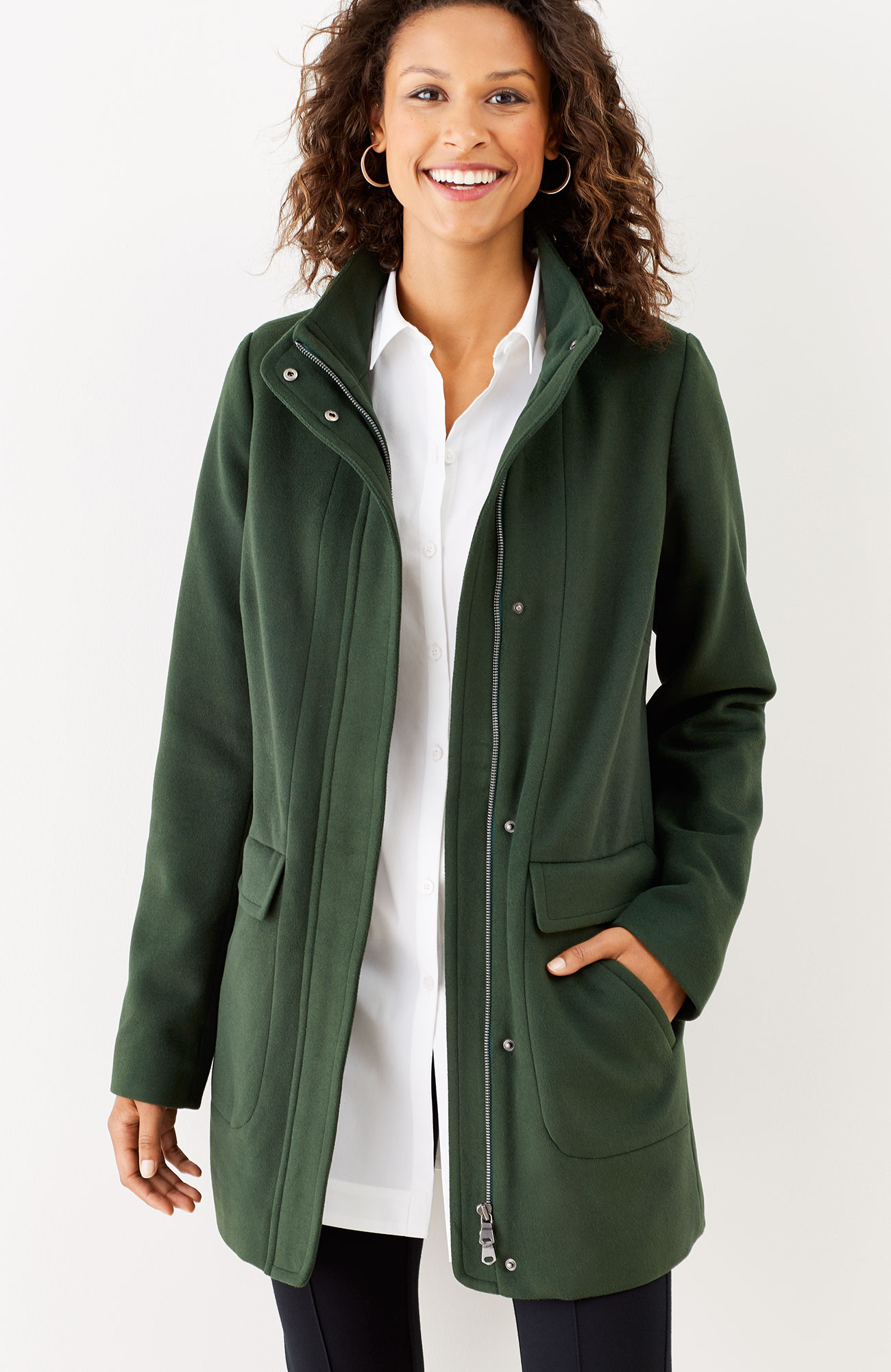 Cambridge coat