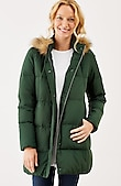 Highland Park long down puffer jacket