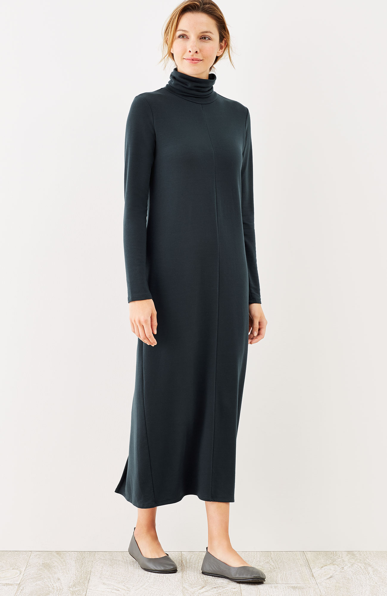 Pure Jill Luxe Tencel® maxi dress