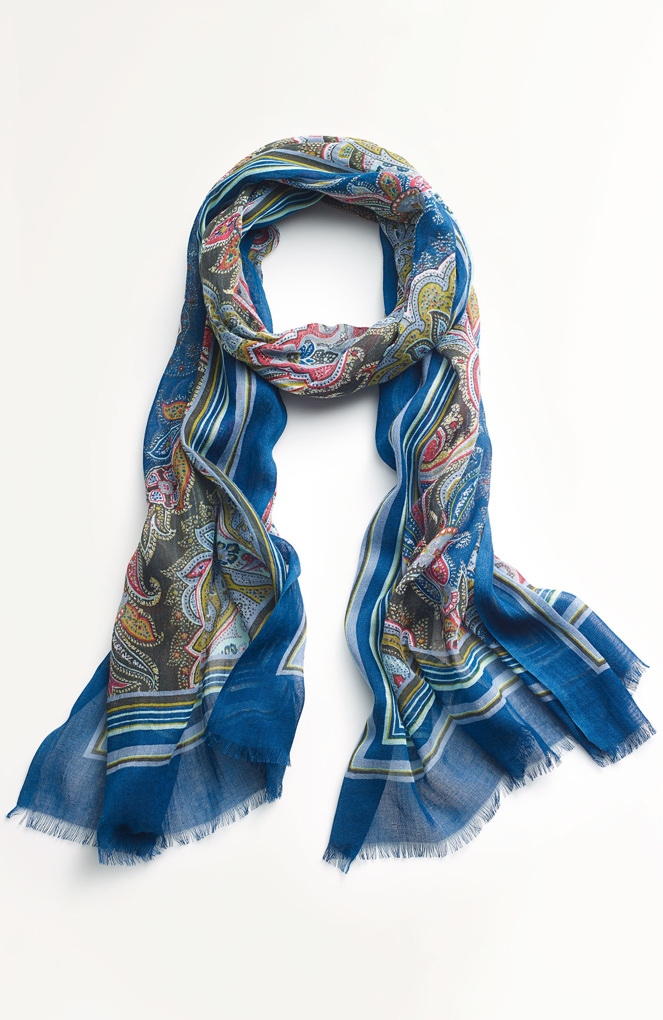perfect paisley scarf
