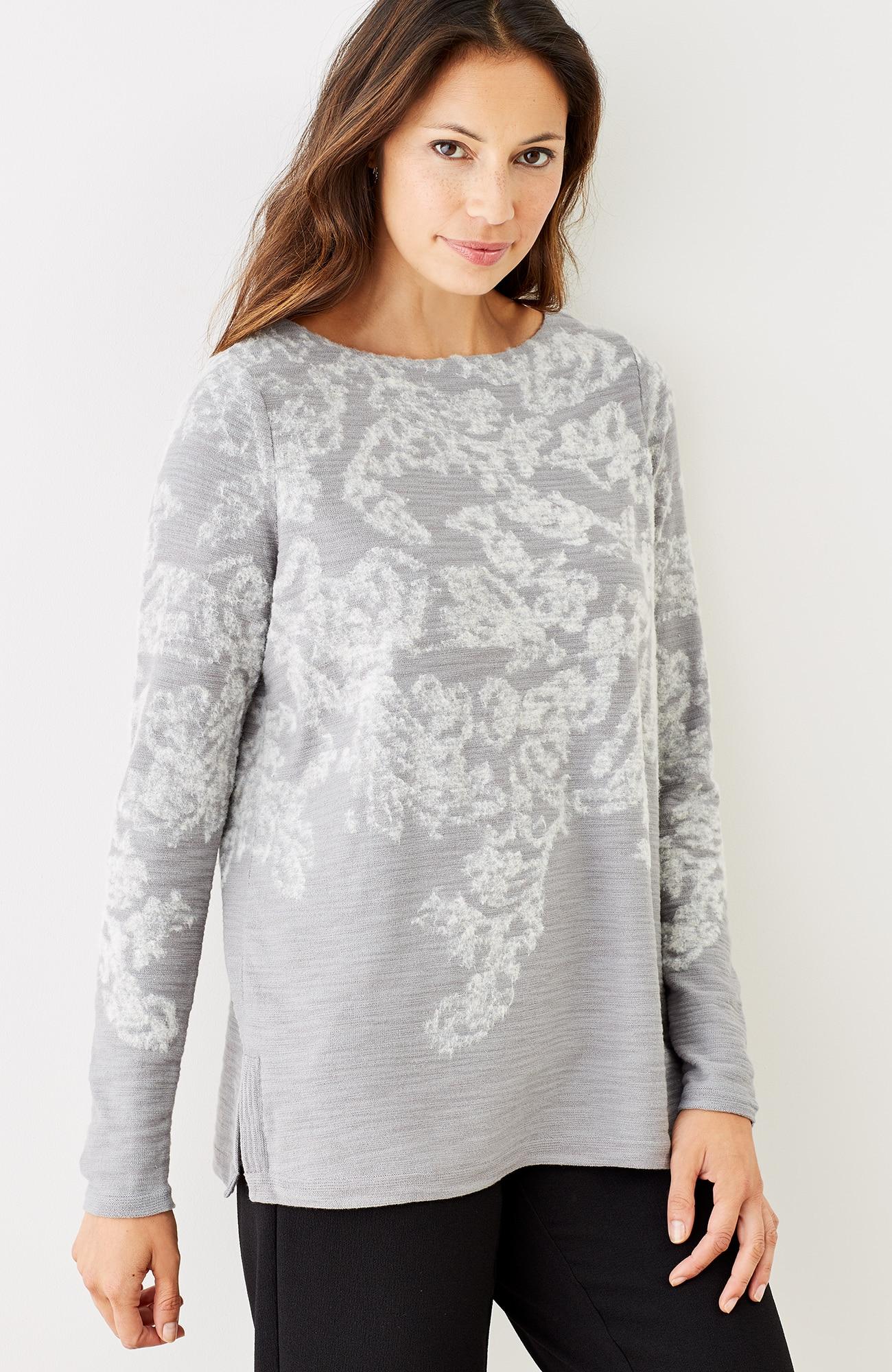 artisanal pullover