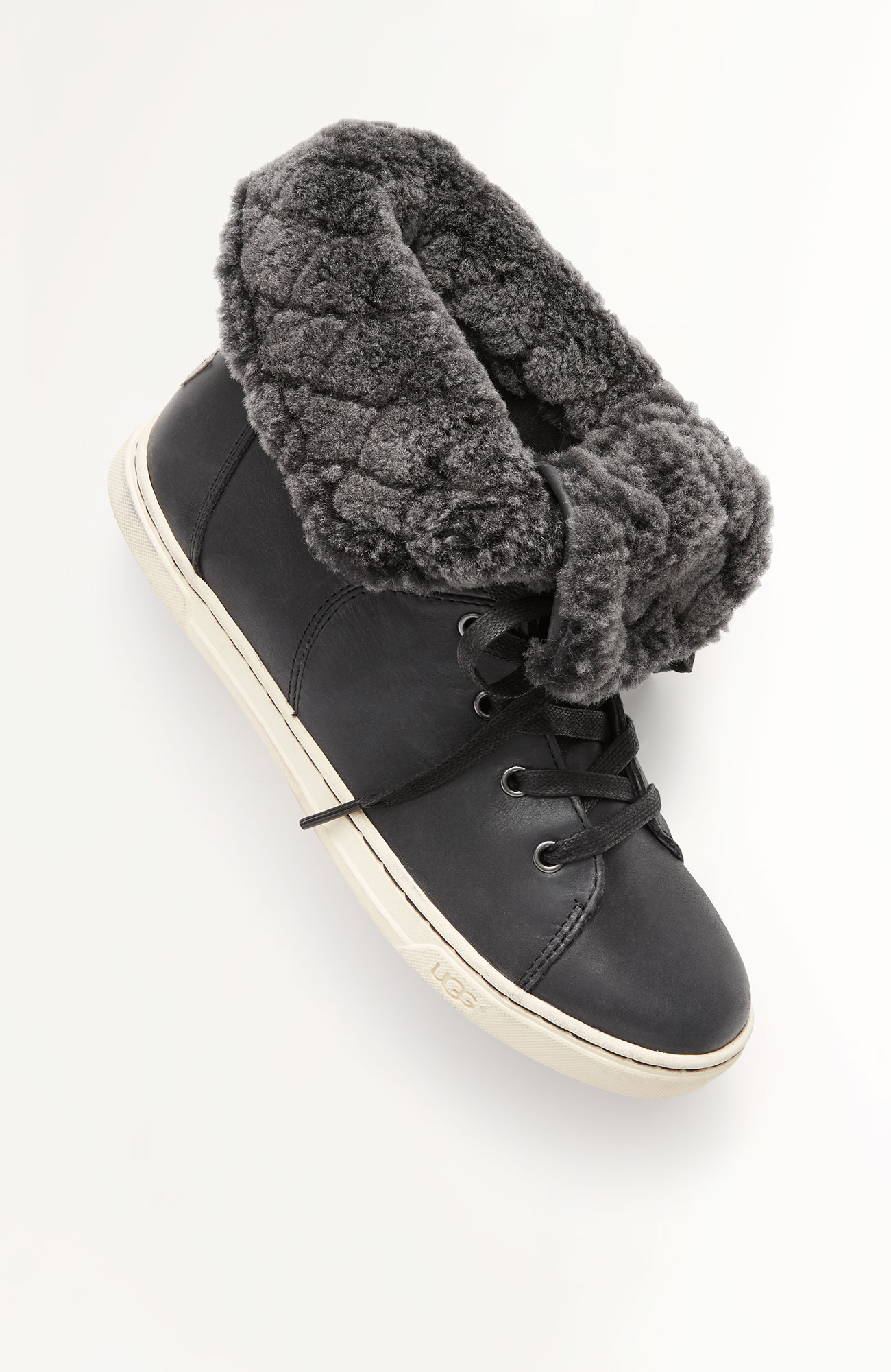 UGG® Croft Lux high-top sneakers