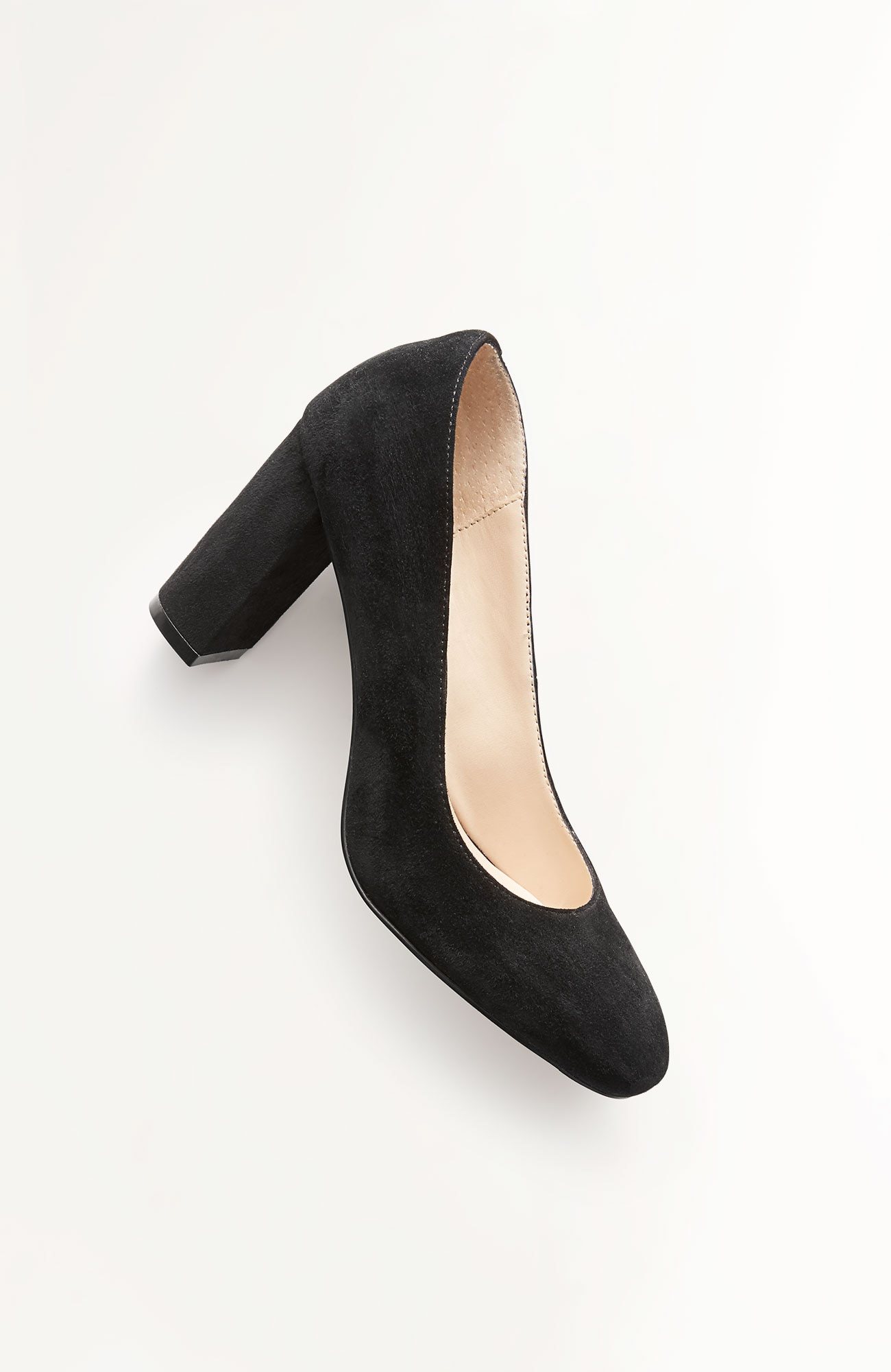 Gee'WaWa® for J.Jill block-heel pumps