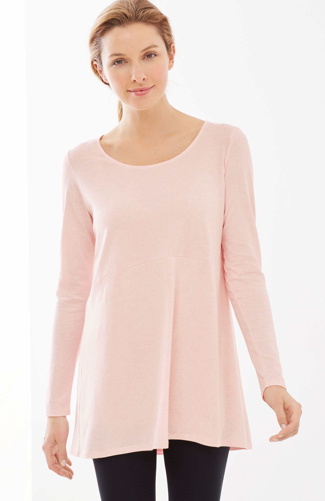 Pure Jill seamed swing tunic