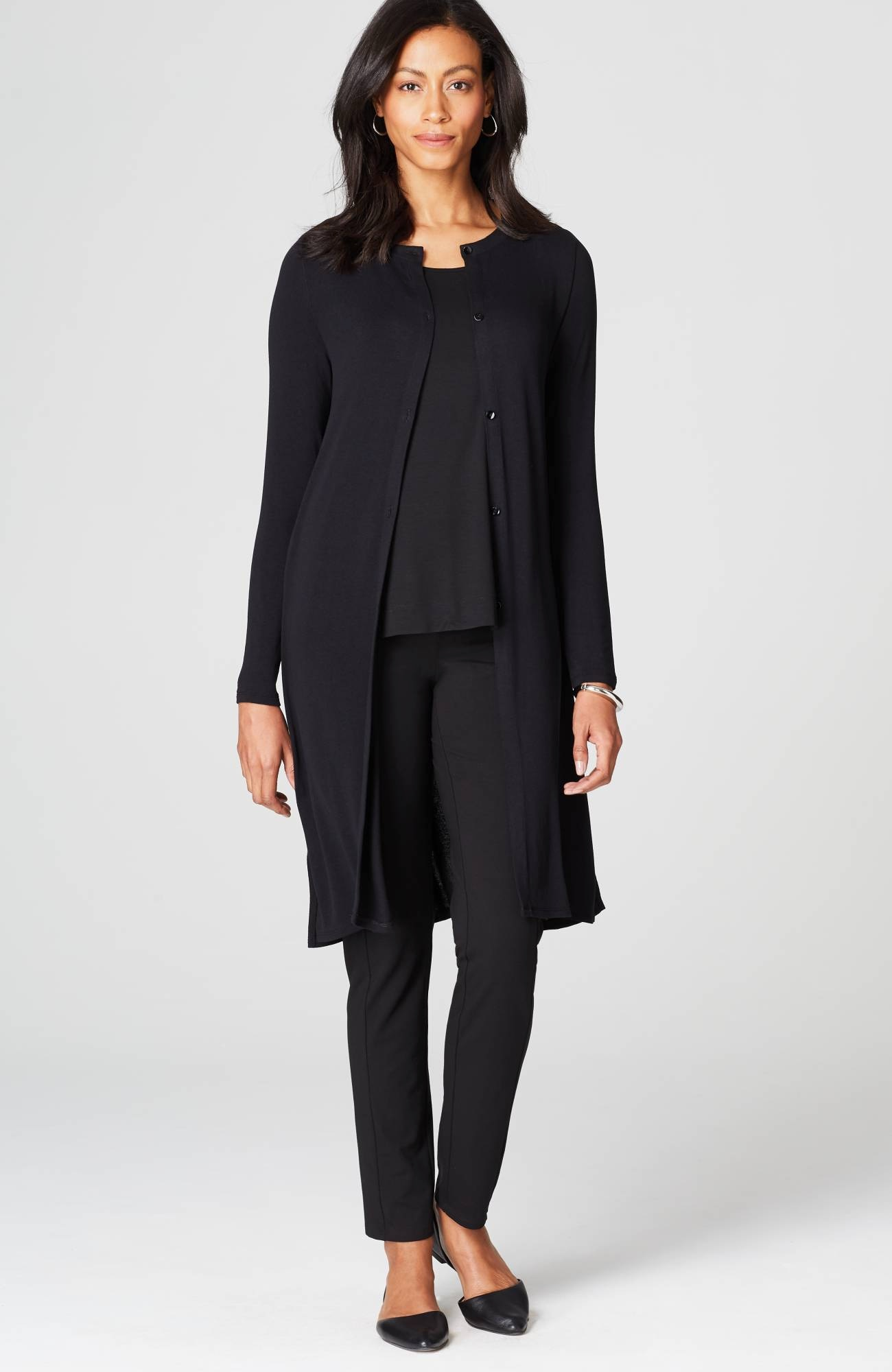 Wearever ultrafine long jacket