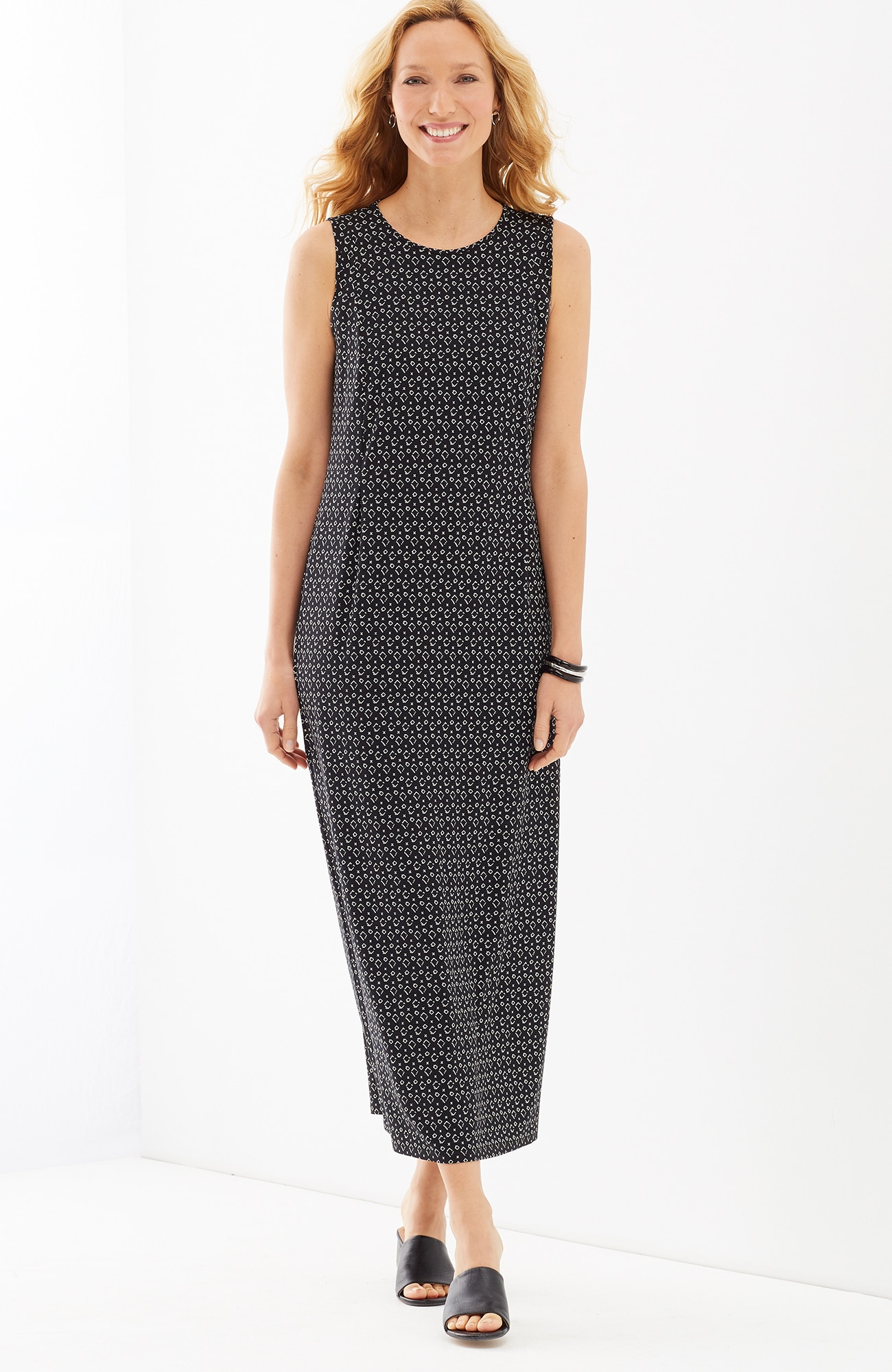 Wearever sleeveless maxi dress