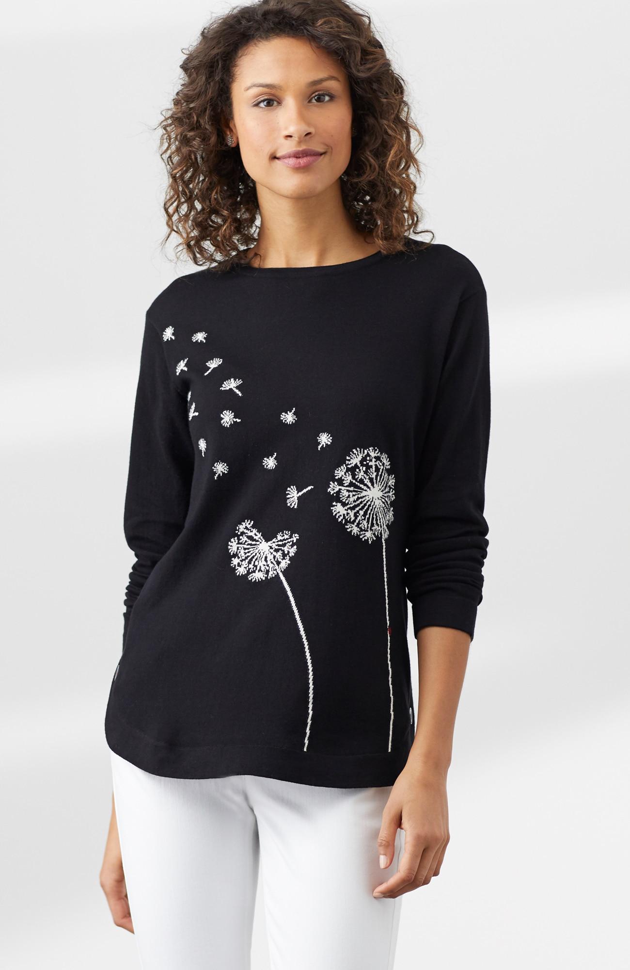 dandelion pullover