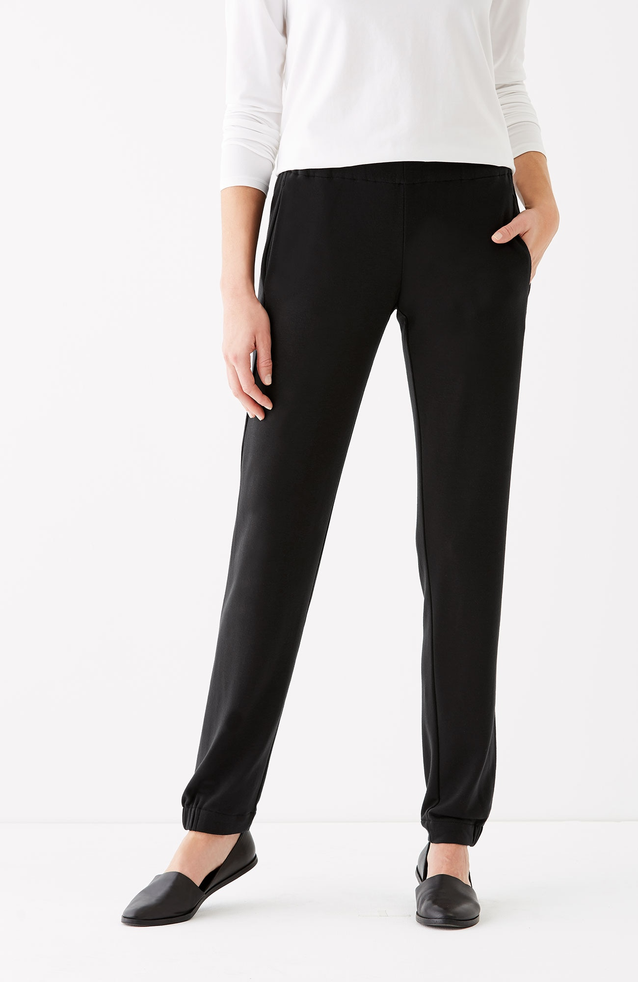 Pure Jill Luxe Tencel® pants