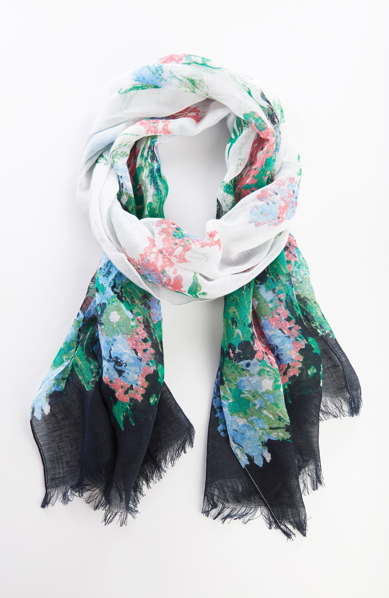 garden breeze scarf