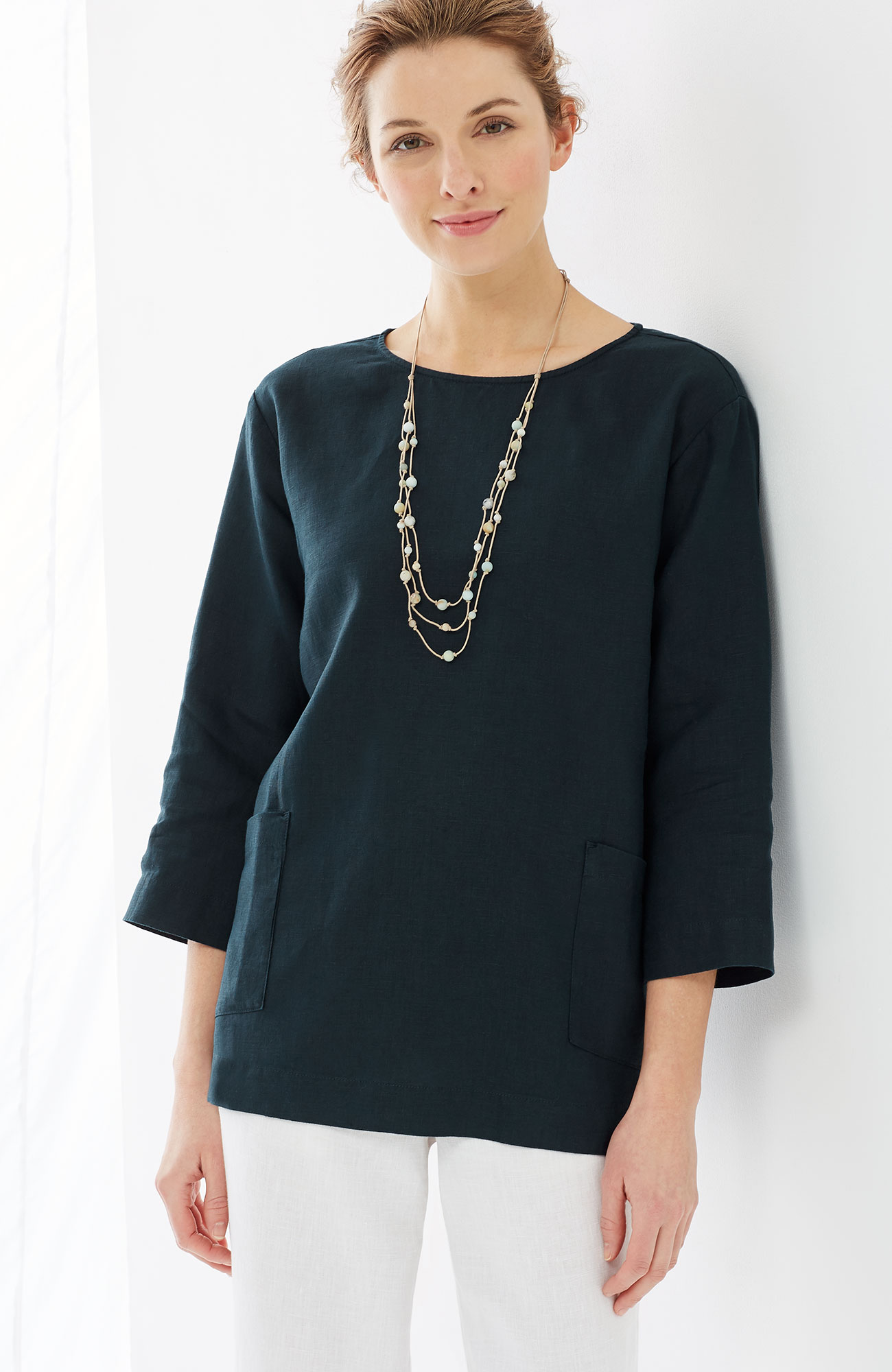 Pure Jill two-pocket top