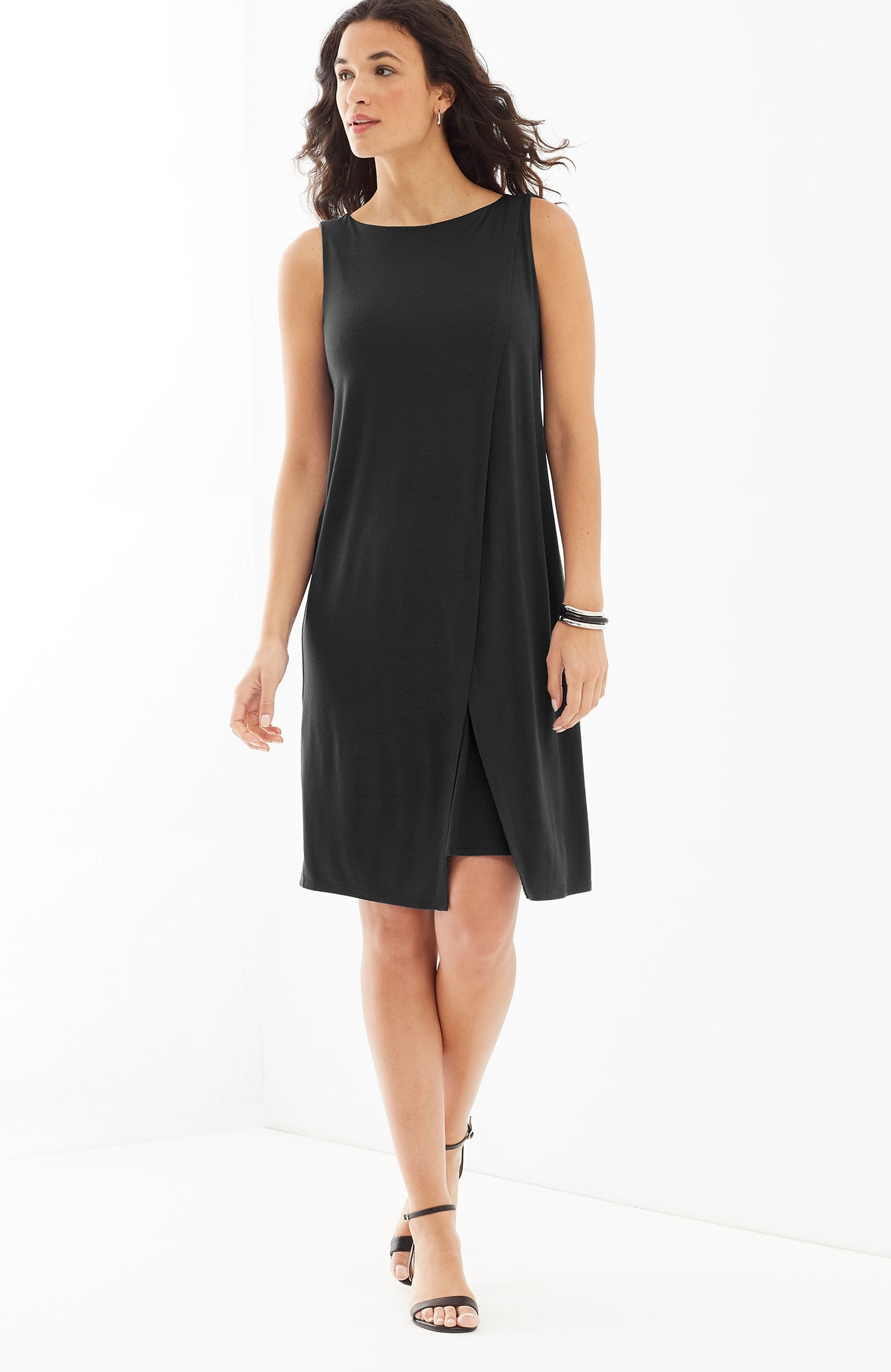 Wearever layered tank dress