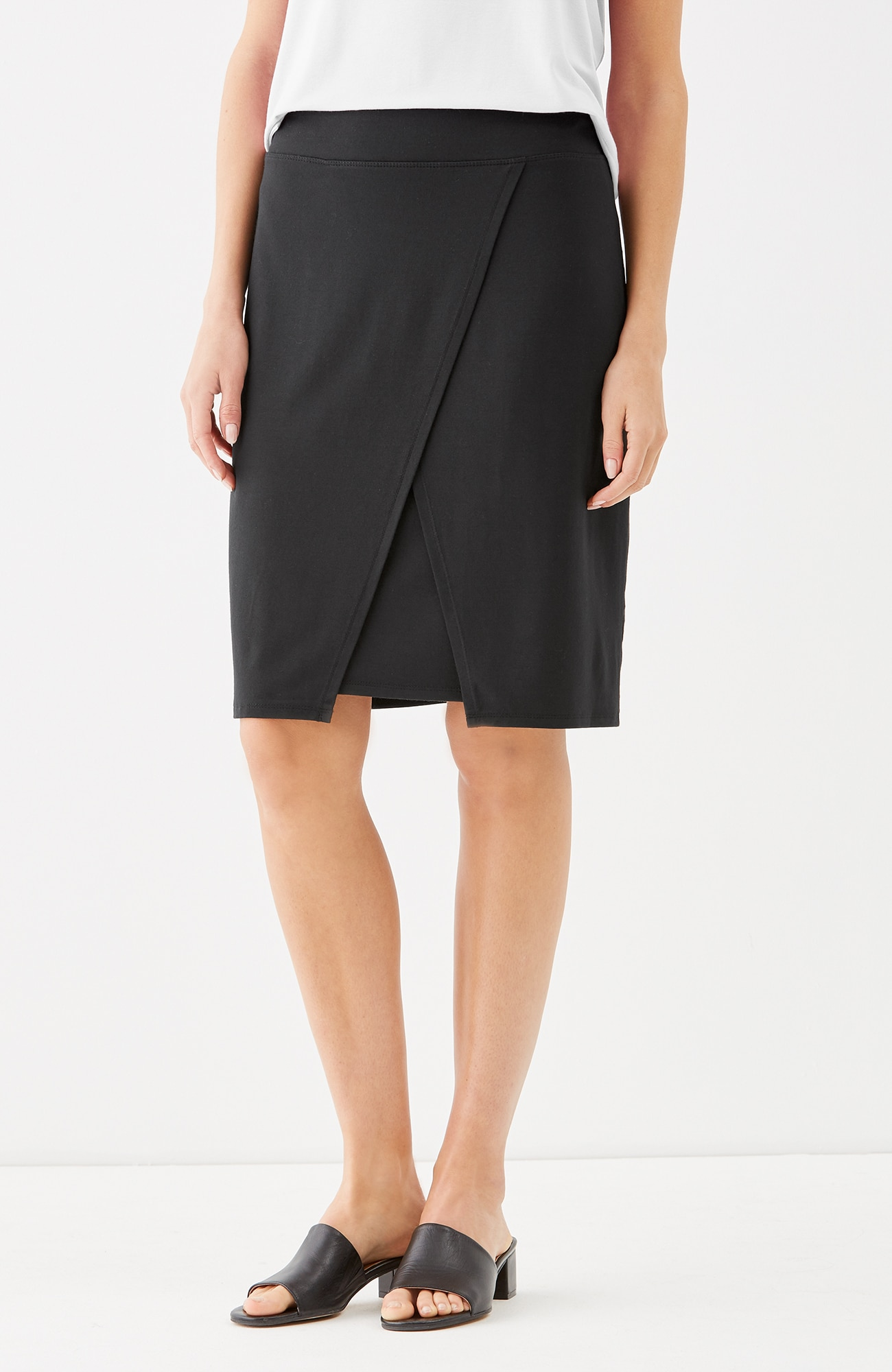 Wearever crossover skirt