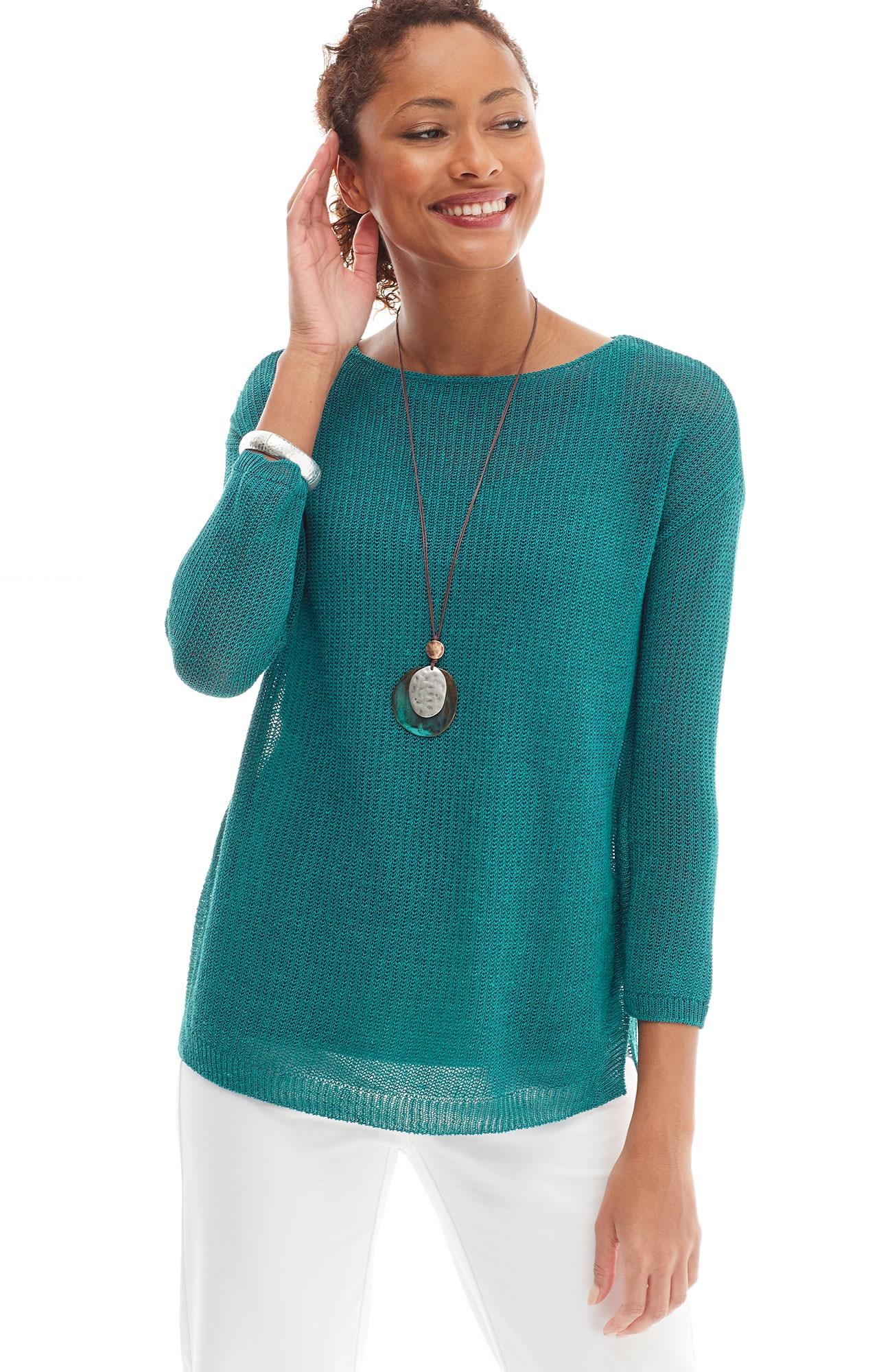 ocean breeze pullover