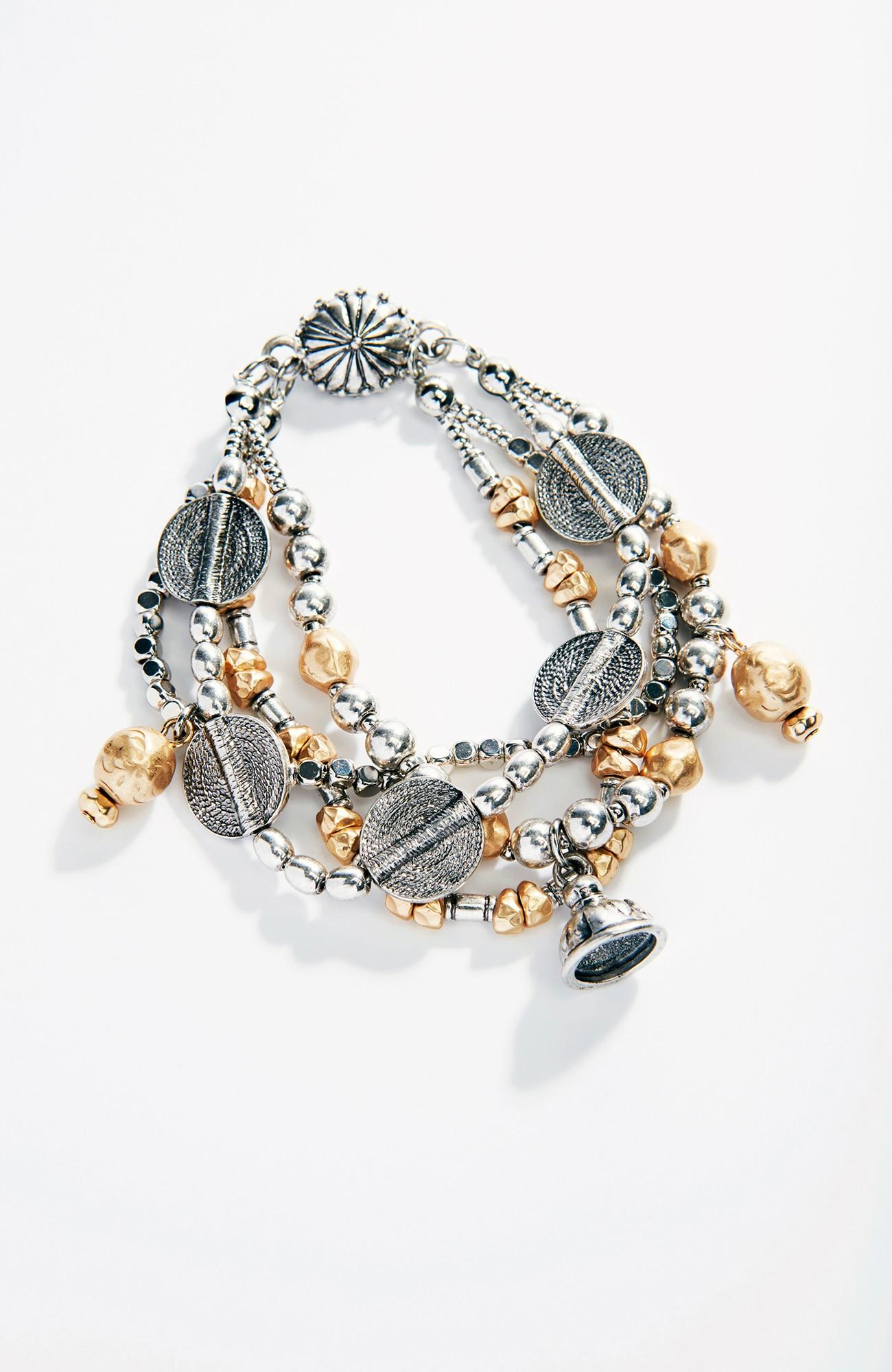 bell charms bracelet