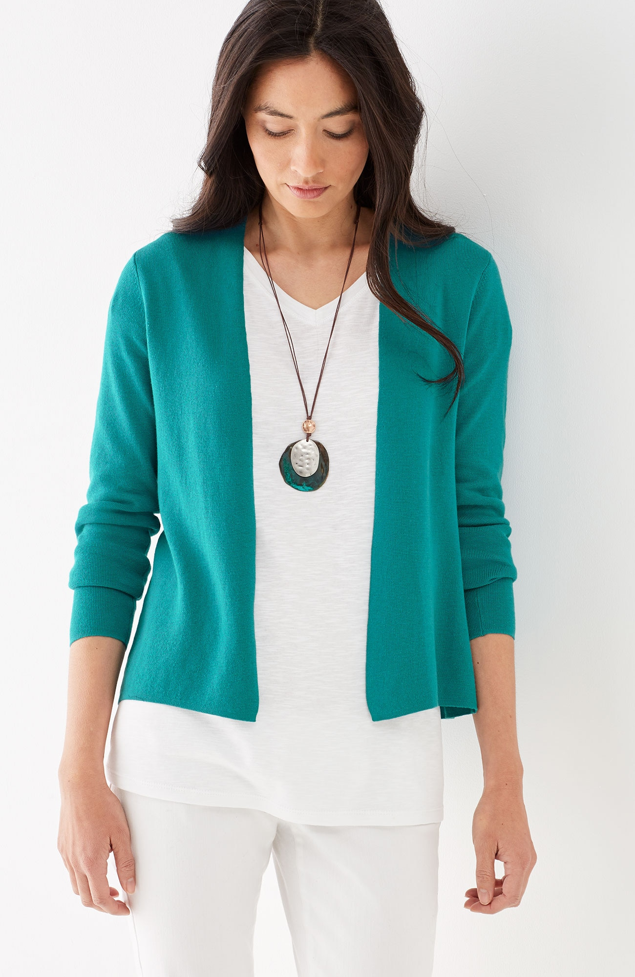perfect short cardigan