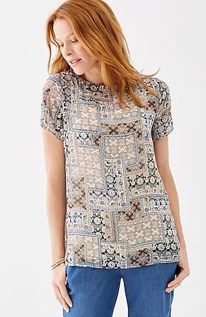 Petite Sale Shirts J Jill