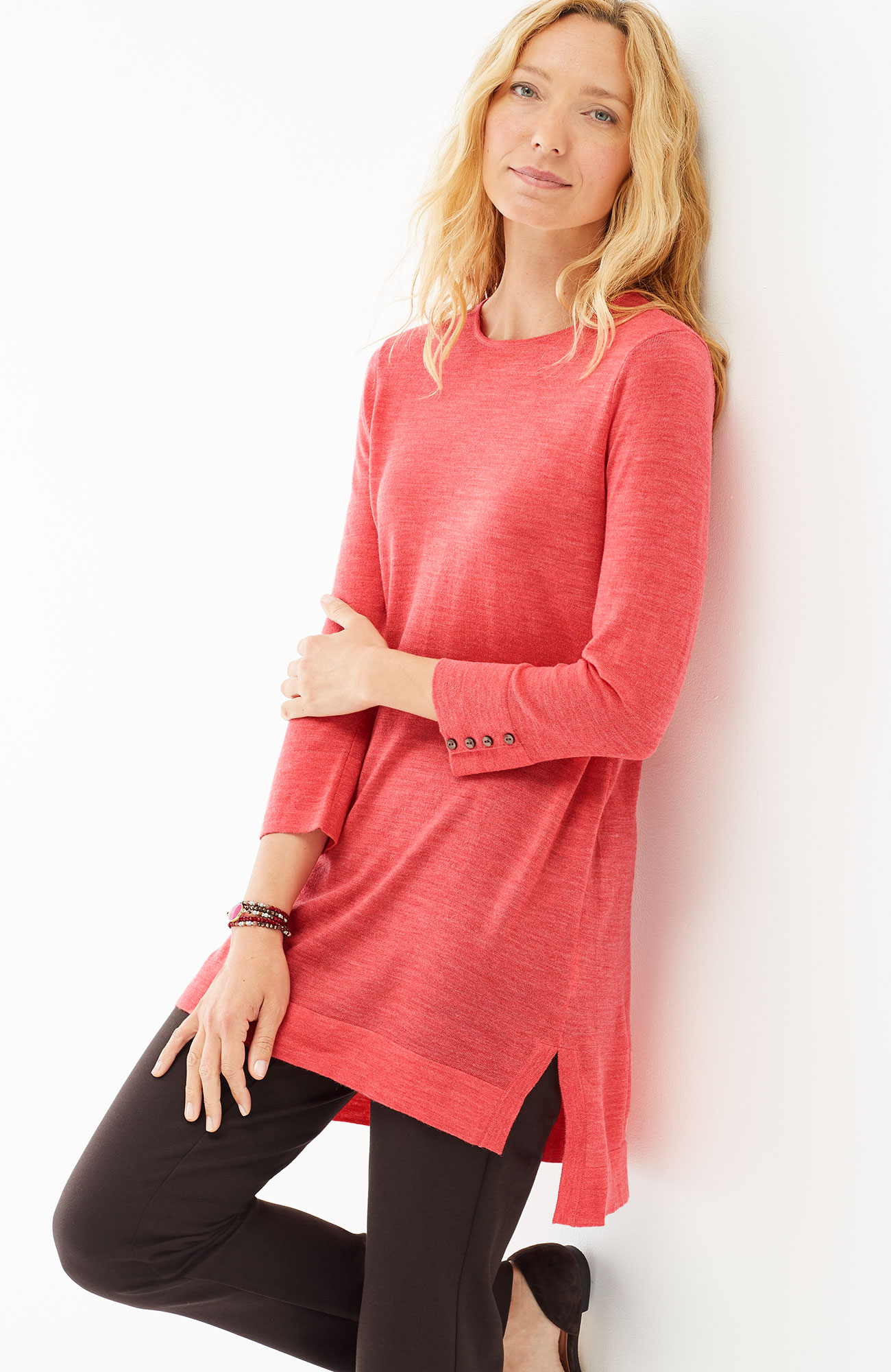 merino sweater tunic