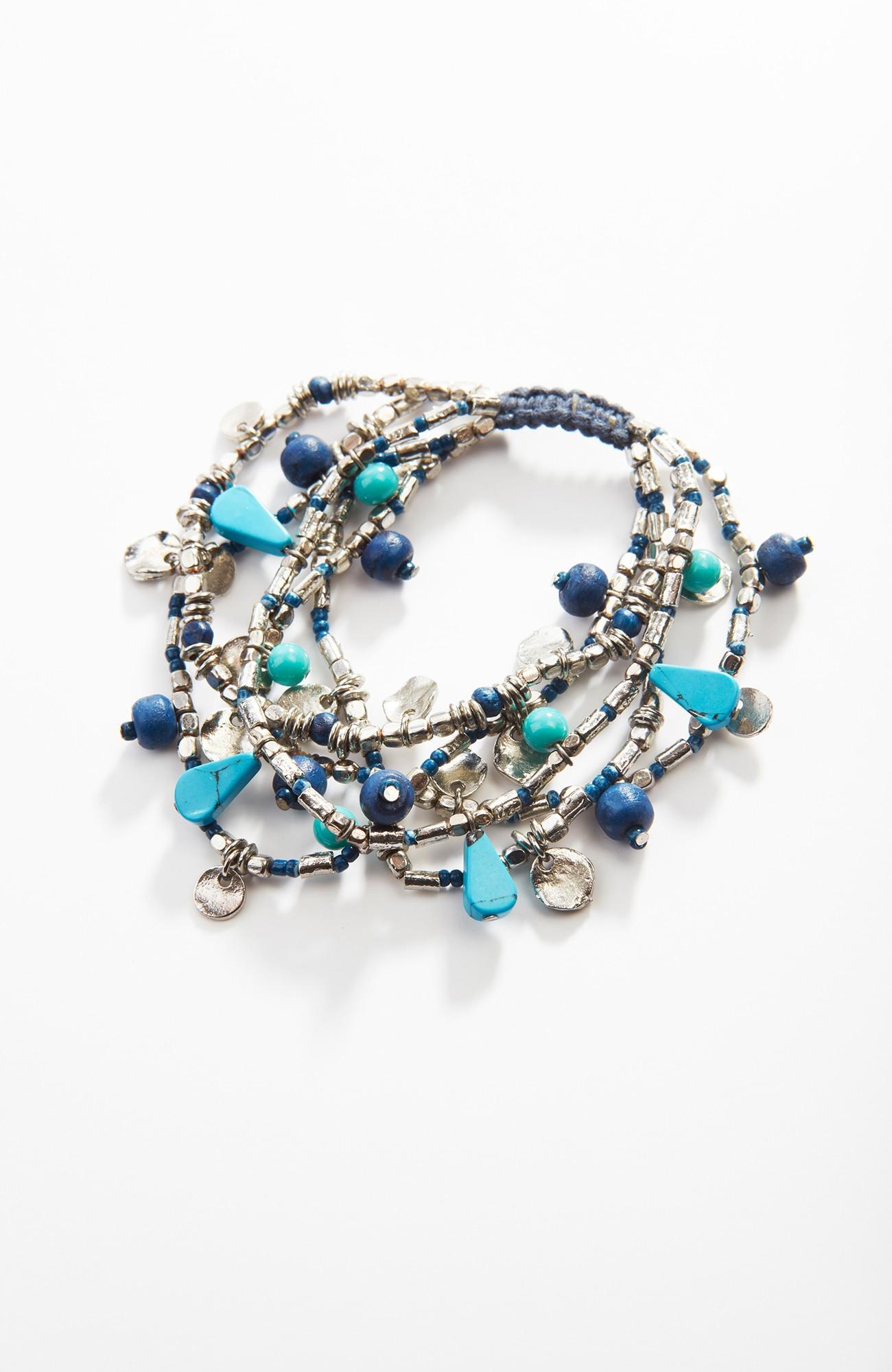 ocean mist bracelet stack