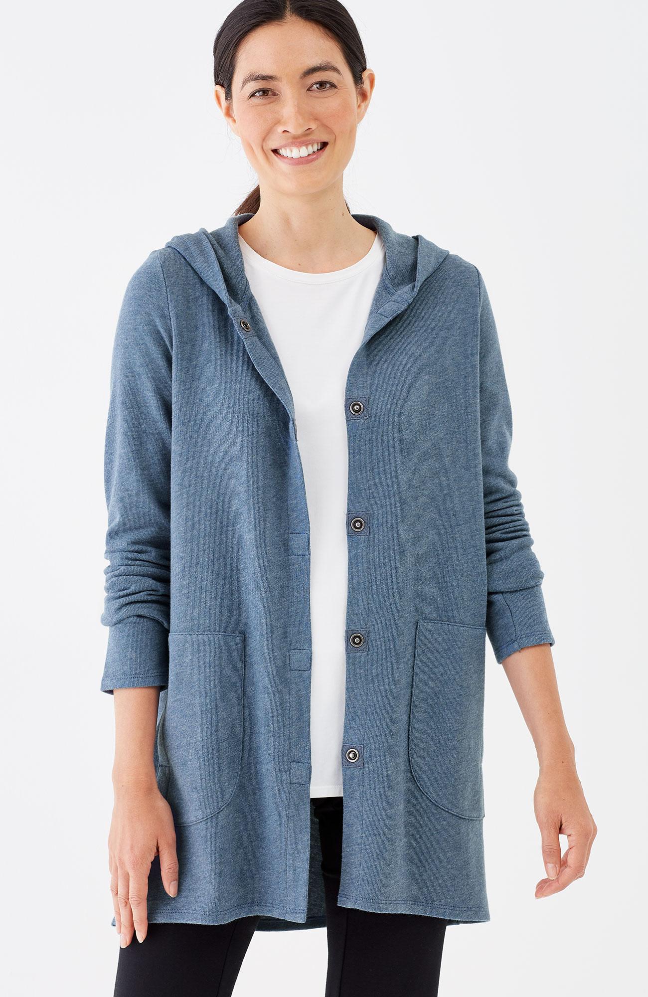 Pure Jill elliptical hoodie