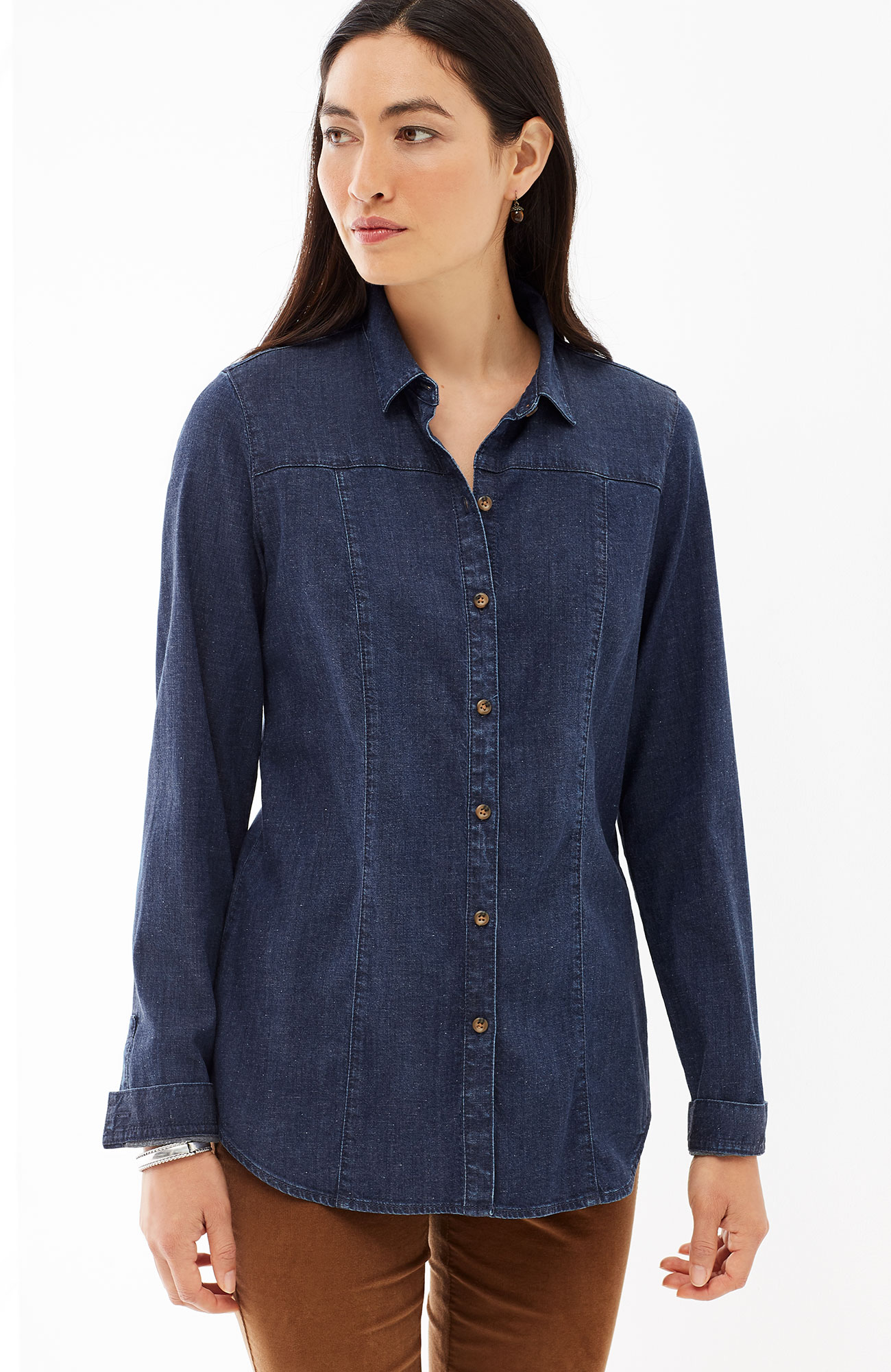 Tencel®-denim shirt